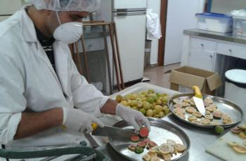 Imagen de tratamiento de residuos en el Laboratorio del CEPIA.